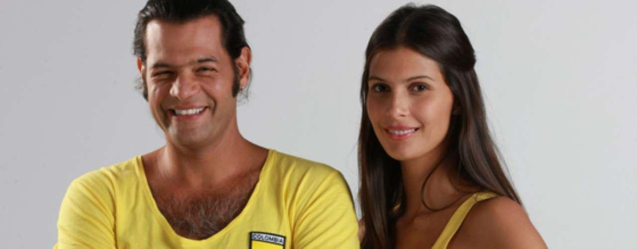 Un largo romance viven María Victoria 'La Toya' Montoya y Juan del Mar. Ambos se conocieron durante el reality 'La isla de los famosos'.