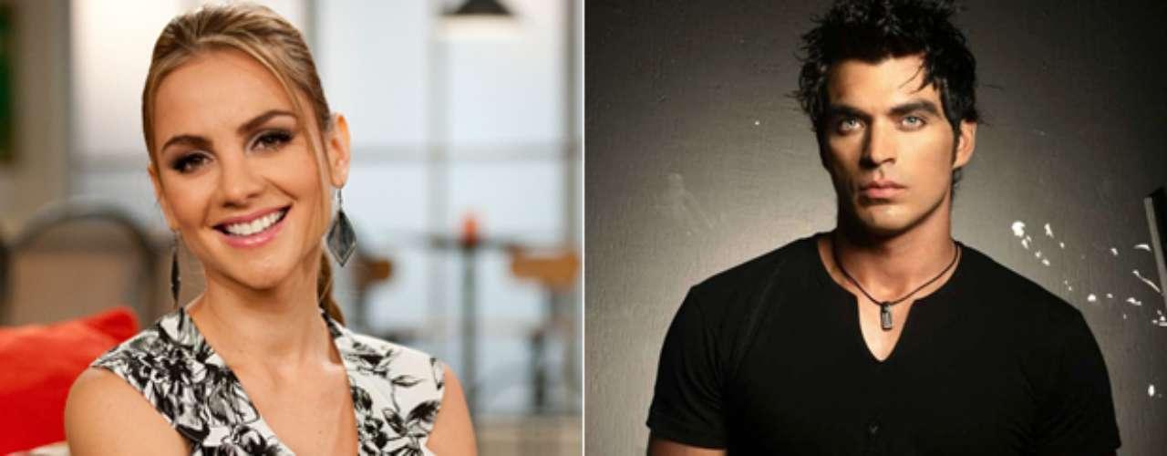 En la primera temporada de Protagonistas de Novela, la ganadora del reality Ximena Córdoba sostuvo un romance con Tiberio Cruz, el cual llegó hasta más allá de la casa estudio. Después de terminar Tiberio se dedicó a la actuación y Ximena a la presentación.