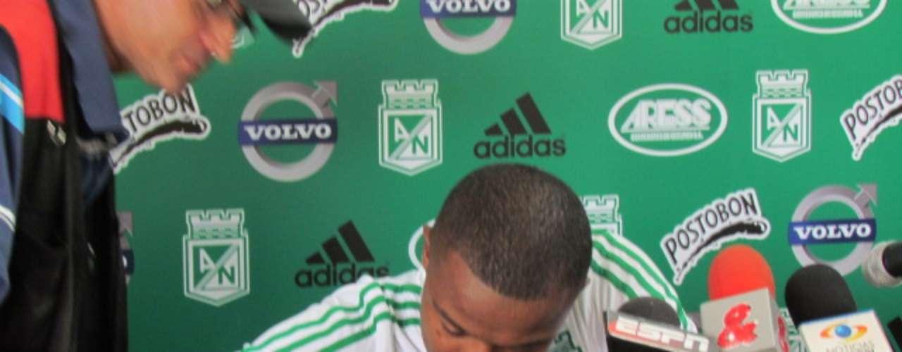 Además Dorlan dijo que espera volver algún día para retirarse en Nacional o Envigado
