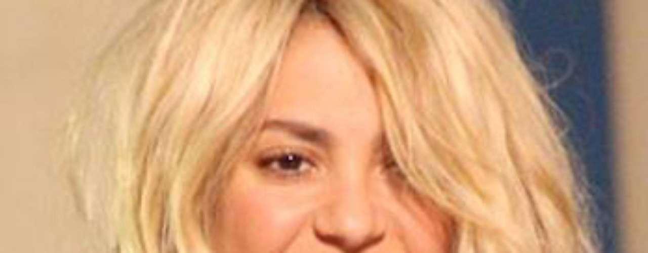 La sonrisa de Shakira encantará en su próximo videoclip.