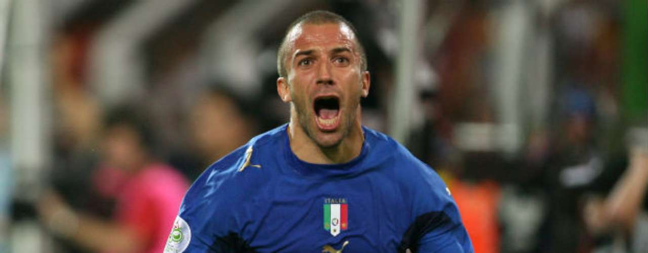 The winger Alessandro Del Piero played with Italy in four European Championships and three World Cups, winning a title in 2006. He played in 91 games, scoring 27 goals.