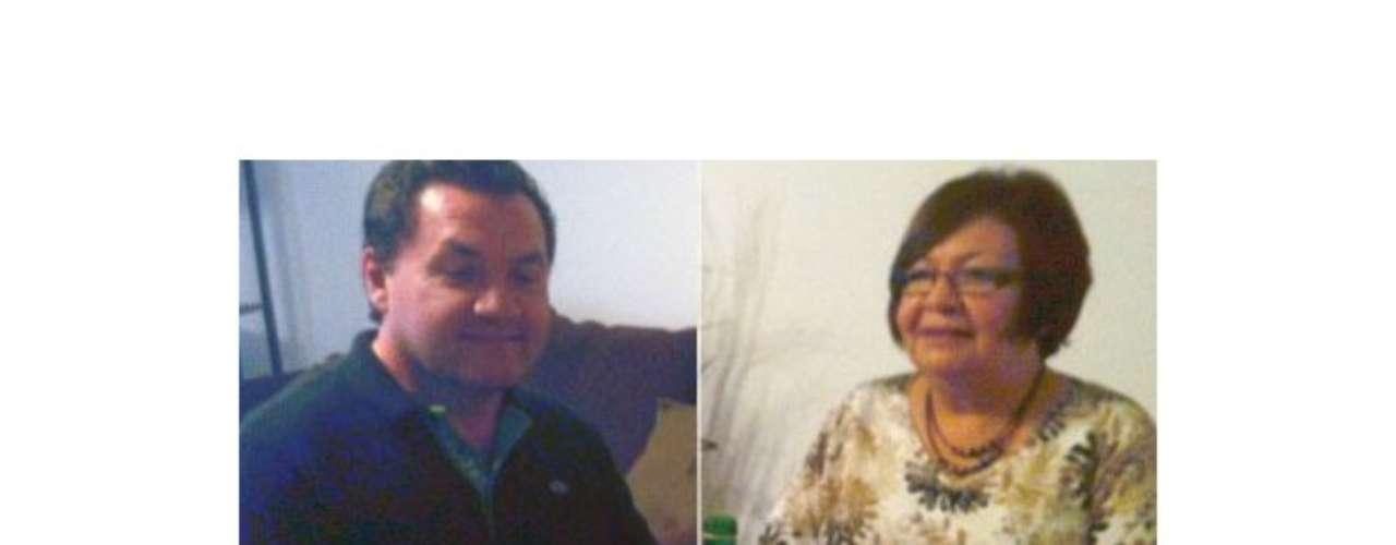"""Gustavo Montano (a la izquierda) sostiene que, """"en México todo está muy manejado, planificado. La democracia es manipulada. No votaría por ninguno de los tres, por Peña Nieto es votar para que regrese el PRI, la mujer hizo un comentario que se me hizo estúpido para una candidata presidencial y López Obrador es un zorro viejo"""". Mientras Haydee Montano opina que, """"si fuera a votar lo haría por el PRI, pero en mi familia lo hacemos más por la institución que por el candidato, por los preceptos, por lo que representa, yo no conozco bien al candidato"""". Ambos llevan más de 30 años fuera de México."""