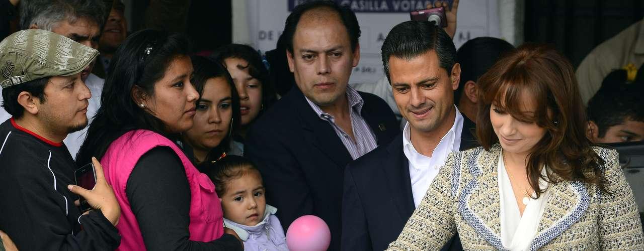 Angélica Rivera, de ser \