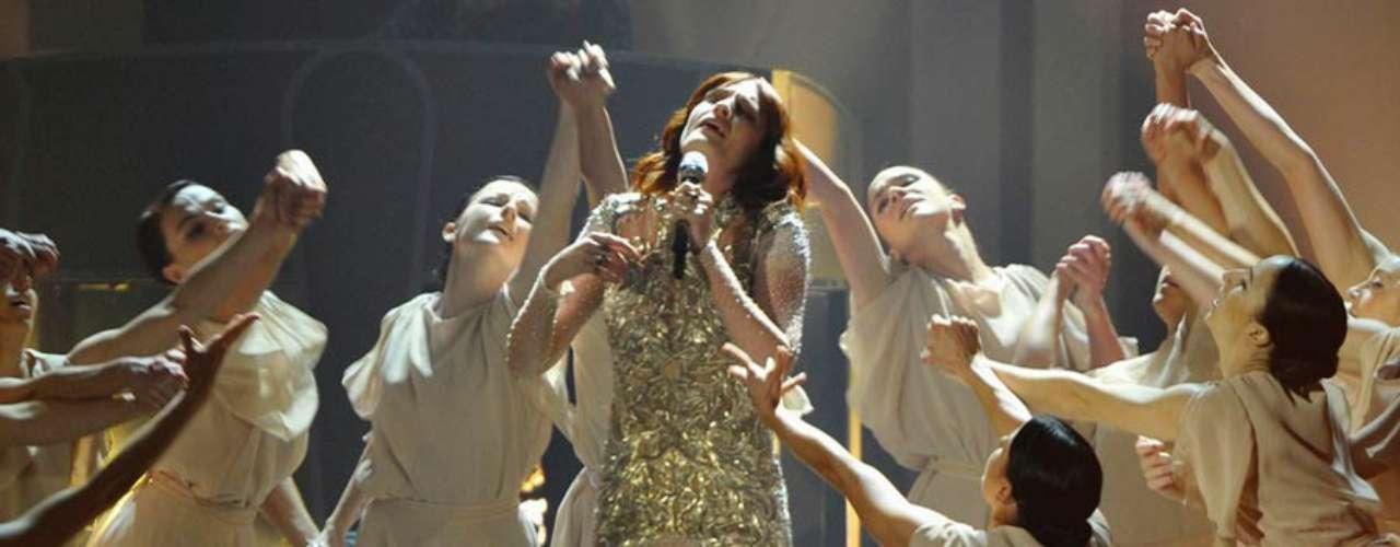Florence and the Machine, una de las cabeza de cartel del FIB 2012.