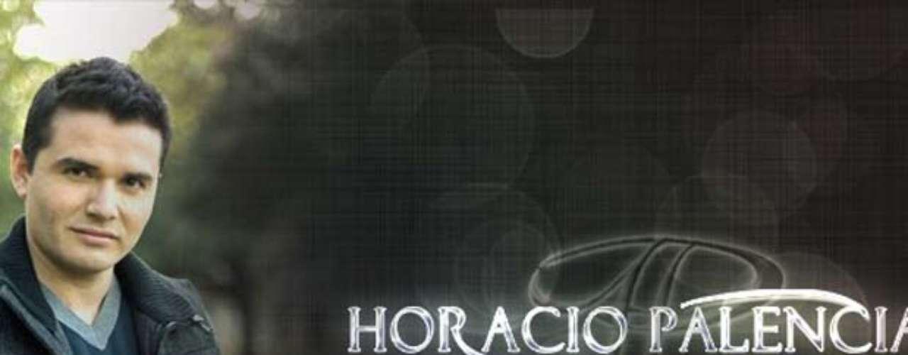 Ya está en el mercado  Mis Canciones Ustedes y Yo, el álbum debut de Horacio Palencia.