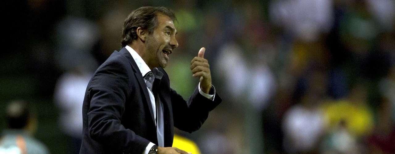 Gustavo Matosas dirigirá al recien ascendido León