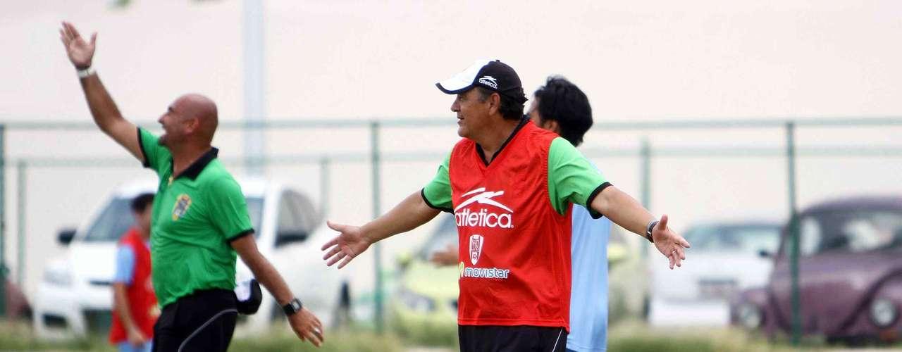 José Luis Trejo fue contratado para comandar al equipo de San Luis