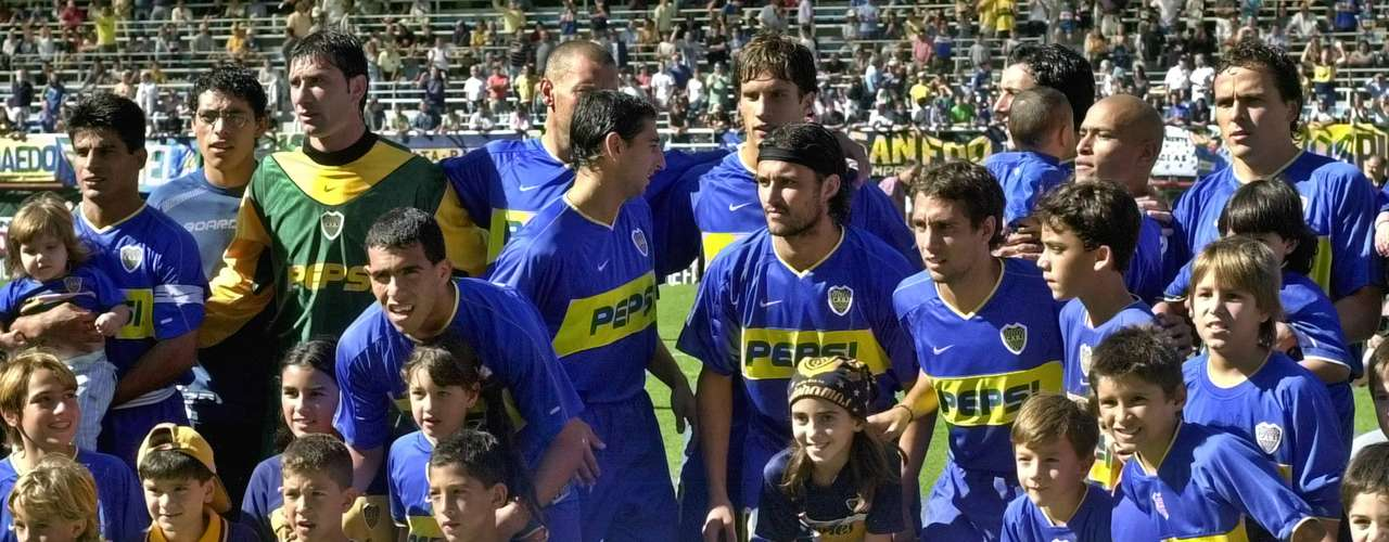 They would again defeat the Brazilians at home in 2003, when they won the Copa Libertadores title with a 3-1 victory in Santos' home soil on their way to a 5-1 rout of the Brazilian team.