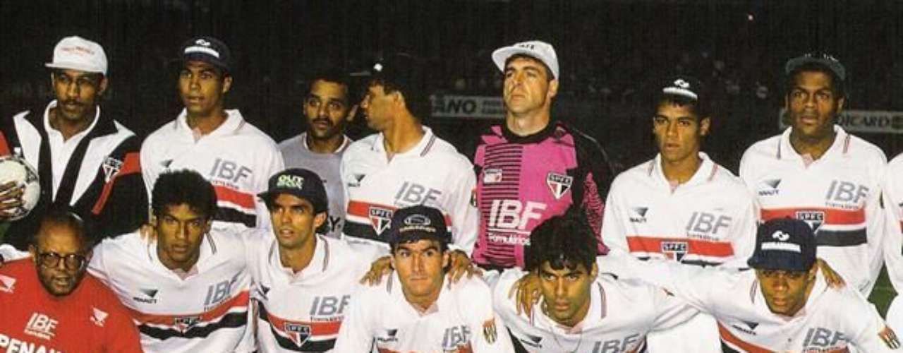 In 1992 Sao Paolo got the Brazilian side its last victory against an Argentinean team in a final, defeating Newell's Old Boys 3-2 in a penalty shootout.