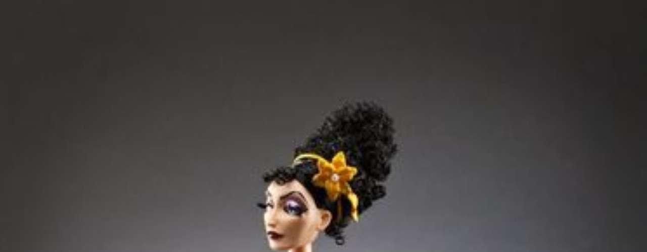 Aunque menos famosa, 'Madre Gothel', la mala de 'Rapunzel', también es parte de la colección.