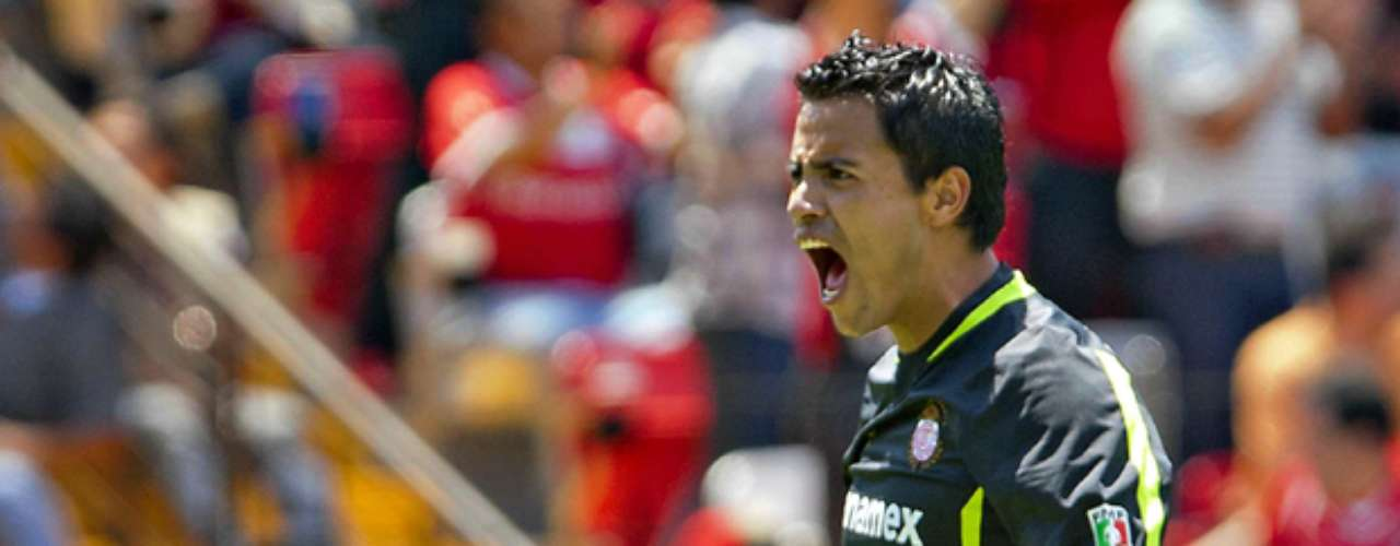 Alfredo Talavera will try and help Toluca return to the top of the league in the Apertura 2012.