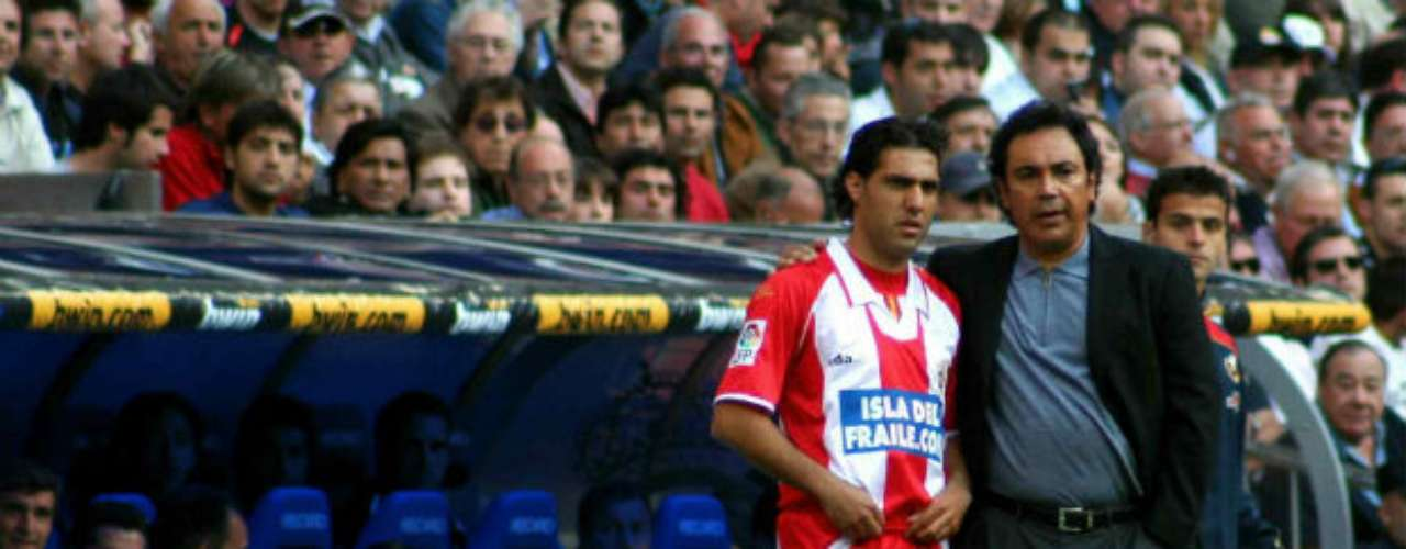 The Mexican manager looked to get revenge when an opportunity came up in Spain to coach Almeria in December of 2008.