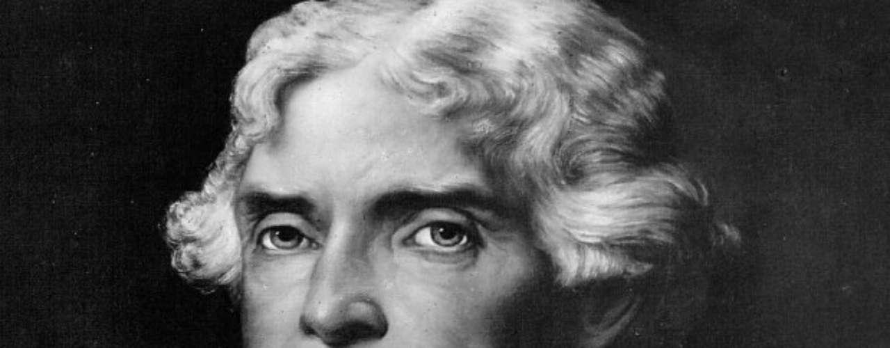 La nación quedó instaurada con la Declaración de Independencia, redactada en gran parte por Thomas Jefferson, el 4 de julio de 1776.