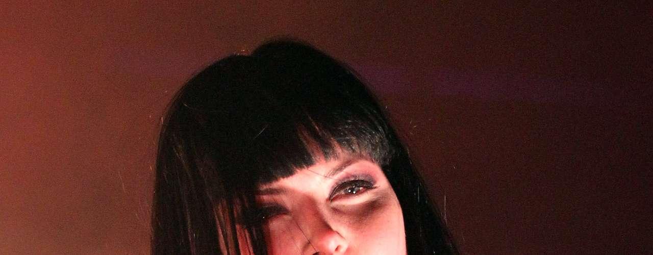 10.- Alexis Krauss, integrante del dúo Sleigh Bells