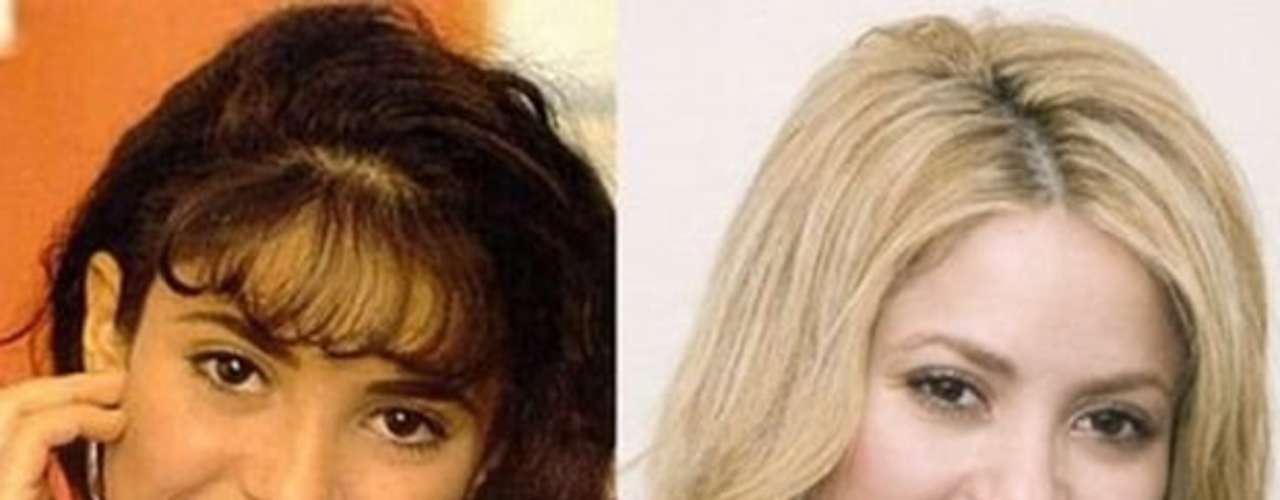 Shakira niega haber entrado al quirófano para corregir la punta de su nariz, pero la realidad pareciera ser otra, ¿no reen?
