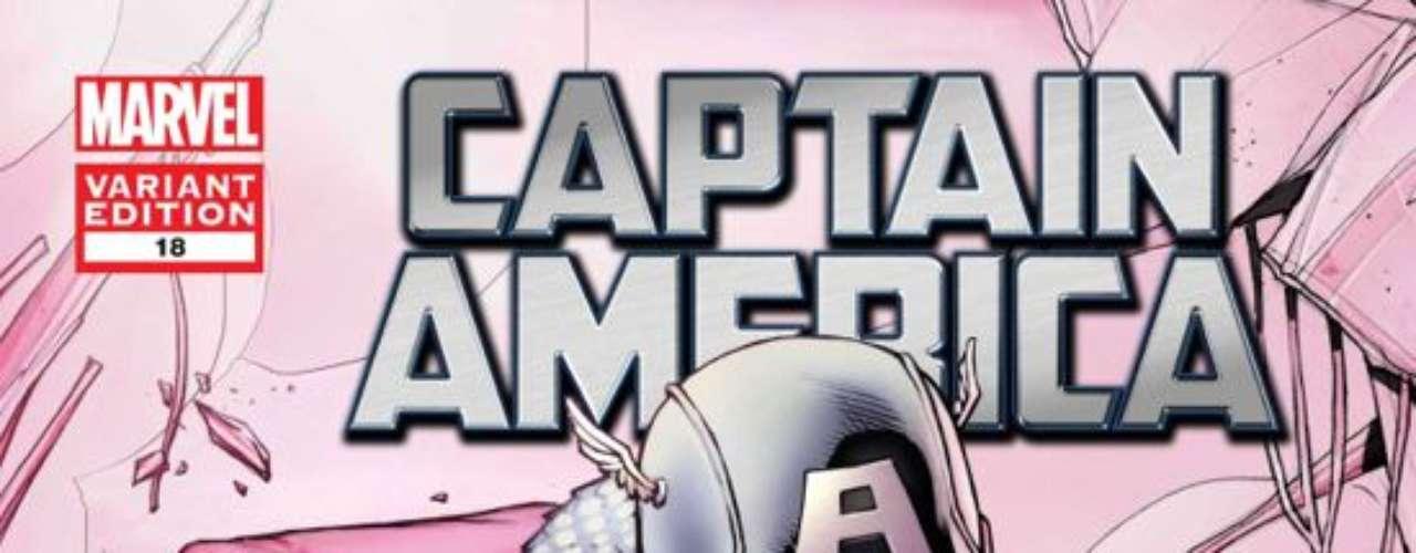 Capitán América, serie rosa.
