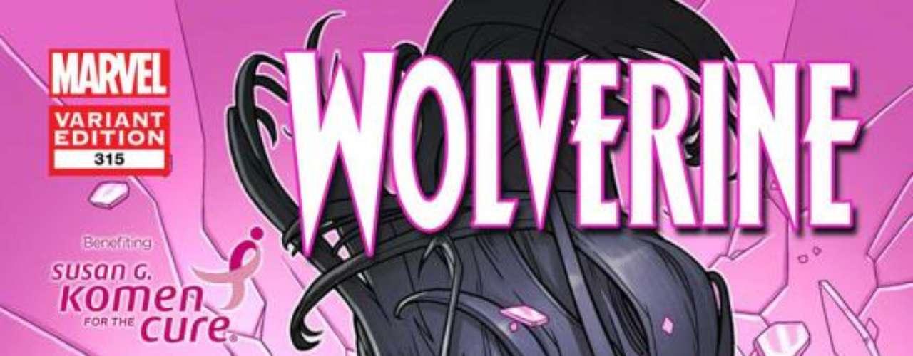 Wolverine, serie rosa.