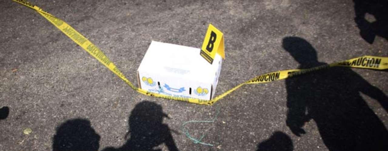 El pasado marzo, tres cadáveres sin cabeza fueron arrojados en la zona conocida como El Coyol, en el puerto de Veracruz. Las cabezas estaban acompañadas por un mensaje firmado por el cartel Jalisco Nueva Generación, conocido como 'Los Matazetas'.