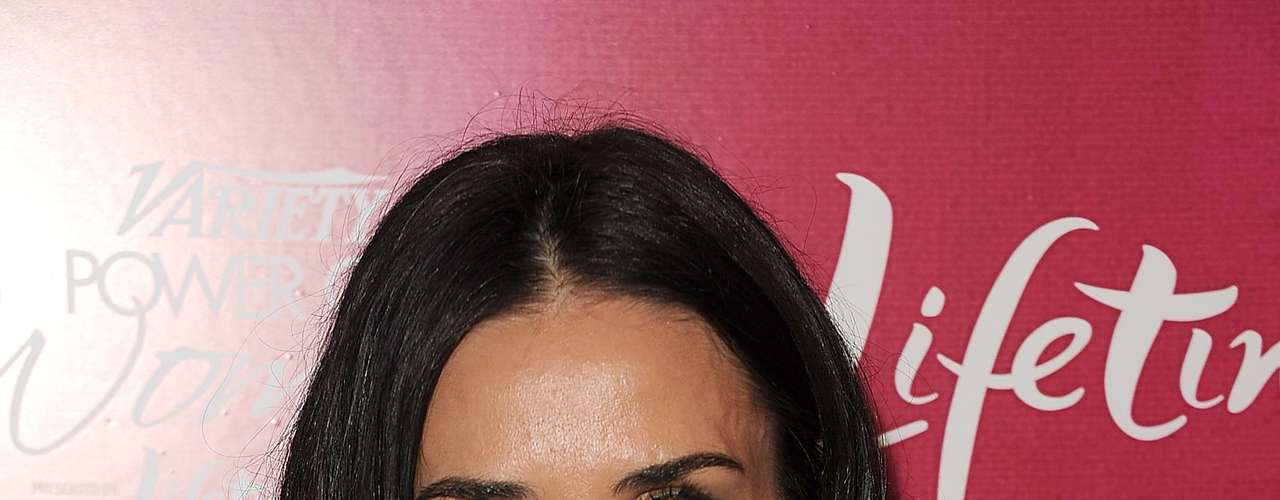 Demi Moore confessed the secret to her beauty. It is a detox therapy that consists of blood sucking leeches. Ouch!