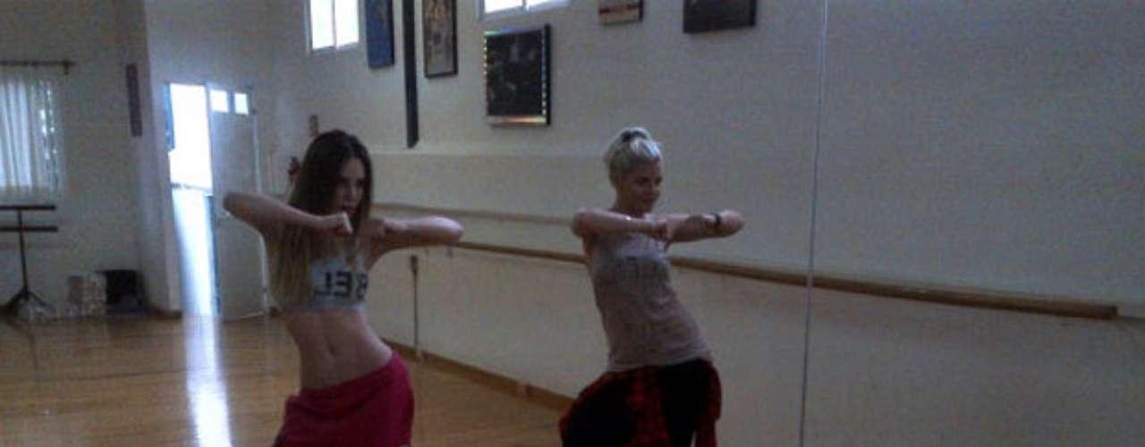 Las coreografías estuvieron a cargo de Jasmine Meakin.