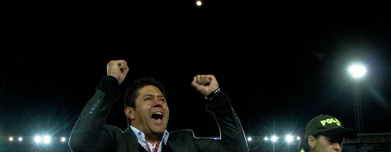 Conquistará la tan anhelada séptima estrella y festejará ante su afición, que este semestre también le cumplió al acompañarlo en el estadio El Campín