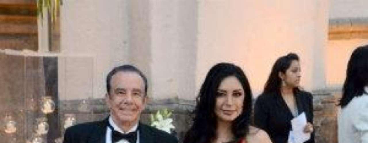 La pareja del actor de la telenovela \