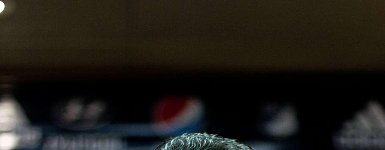 'Siempre en todos los equipos, mi contrato es indefinido, no soy de los técnicos que firmó dos años y si me tengo que ir a los dos meses, cobrar 18 meses, no'. Dejó claro el nuevo técnico de Millonarios luego de su presentación.