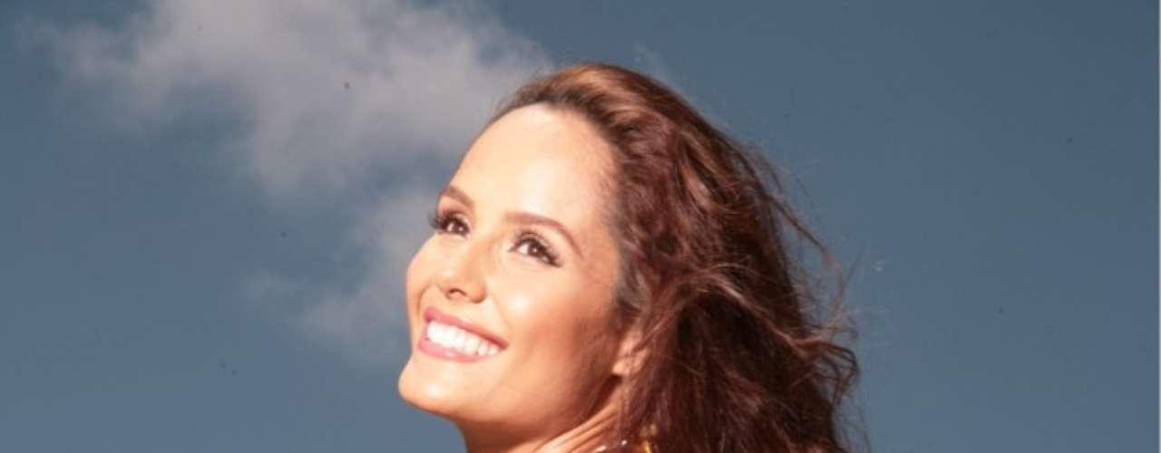 Ana Lucía Domínguez. La actriz es otra de las nominadas al concurso que en el 2011 tuvo como ganadora a la presentadora Jesica Cediel.