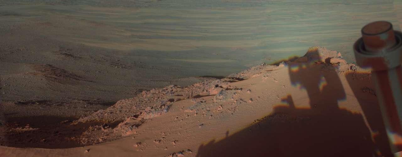 Opportunity completó sus 3,000 días de misión en Marte el pasado 2 de julio, y la Nasa cumplió 15 años con robots en el planeta rojo.