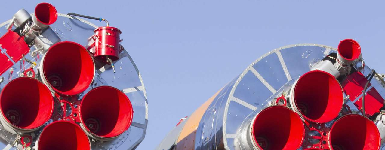 Según un portavoz de la agncia aeroespacial rusa se plantea llevar a cabo diez lanzamientos desde Baikonur en Kazajistán, antes de octubre.