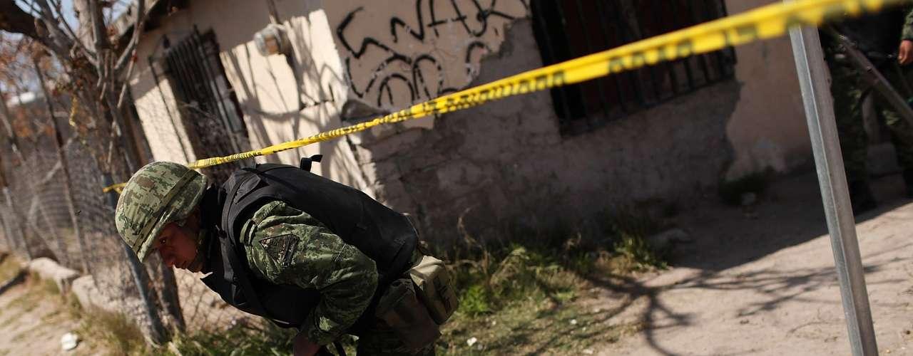 """Zárate aseguró que la debilidad del Cartel de Juárez ha llegado al punto de que tiene problemas para pagarle a sus miembros. Al tiempo que explicó que, """"se ha visto obligado a reorganizarse y optar por realizar otras acciones como secuestro y extorsión""""."""