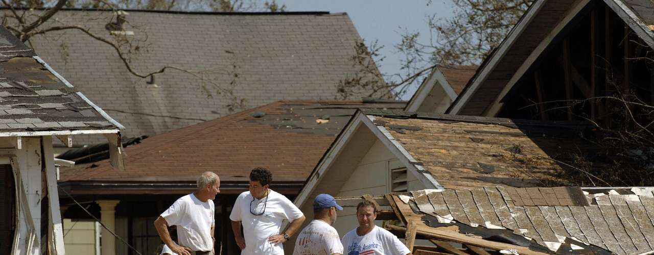 El 9/11 fue casi dos veces más impactante que la cobertura del huracán Katrina en el 2005, que ocupa el segundo lugar en la lista.