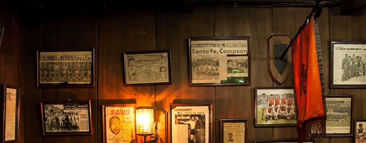 Sus buenas presentaciones con Santa Fe le sirvieron para jugar el Mundial de Chile 1962.