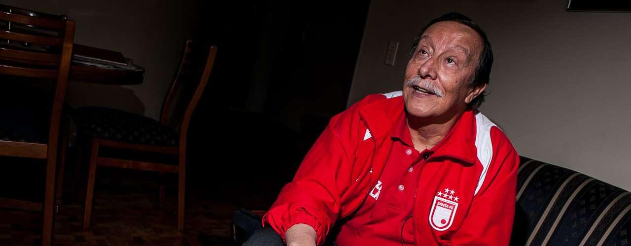 Plata es uno de los hombres que mejor conserva la historia de Santa Fe.