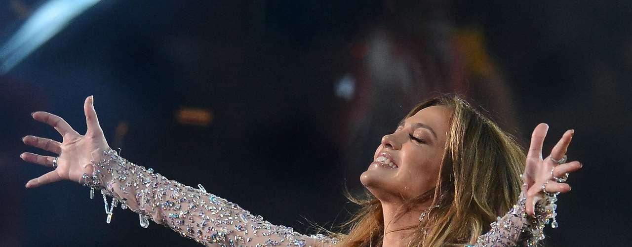 Plena y con el mundo a sus pies, López es considerada la celebridad más influyente según Forbes. Acumulando en el último año 52 millones de dólares.