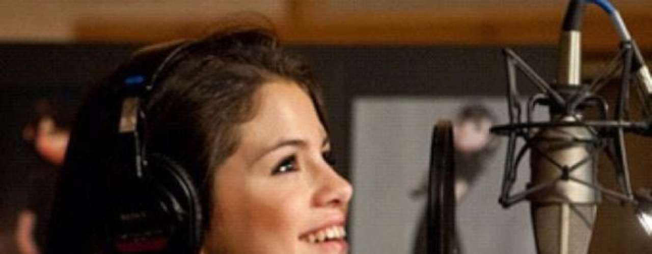 Selena Gomez disfrutó mucho haciendo la voz de Mavis