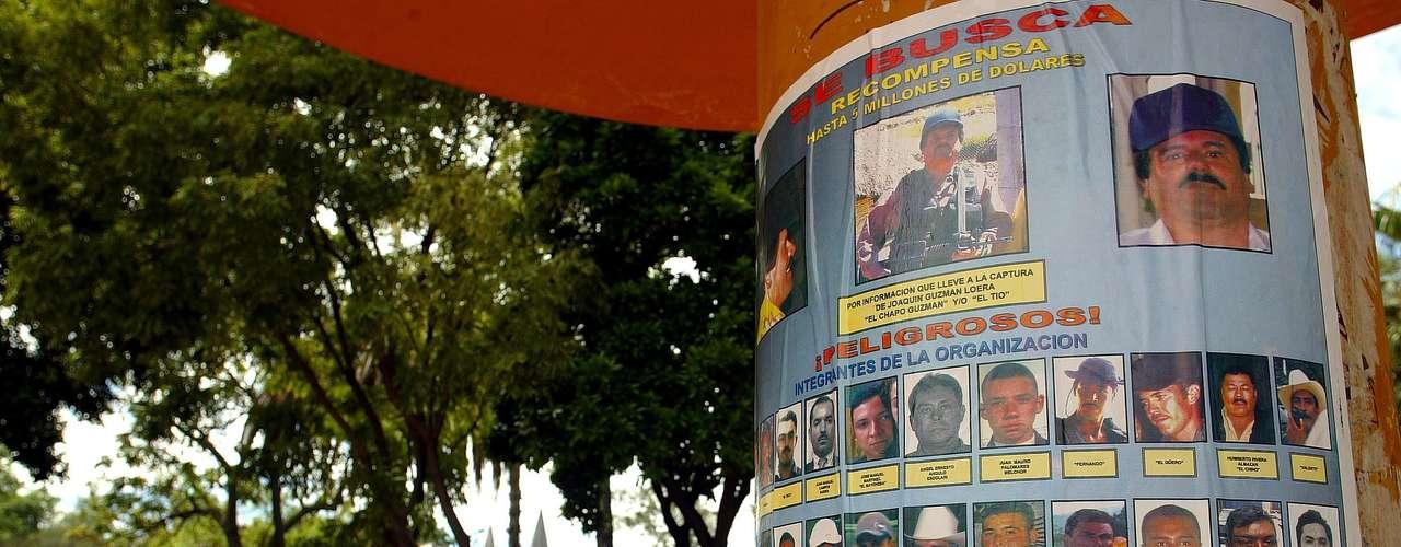Mientras, la DEA estima que las organizaciones asociadas al Cartel de Sinaloa como la de Joaquín \