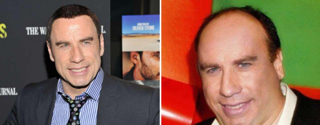 John Travolta, el actor que ha sido noticia en los últimos días por su escándalo sexual no tuvo mucho cambio en la publicación de Hiltron.