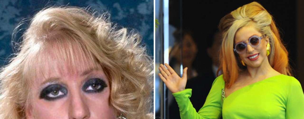 Lady Gaga es bastante excéntrica en el escenario y por lo general está cambiando constantemente de imagen. No sería extraño que algún día apareciera con la tranformación hecha por Planet Hiltron.