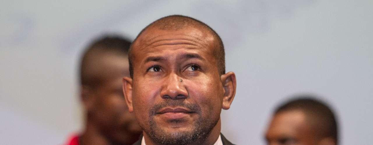 El gerente deportivo de Santa Fe, Agustín Julio, fue otro de los grandes responsables del título.