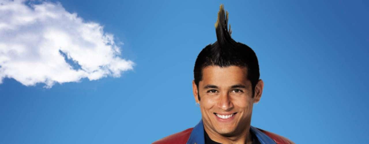 Germán Quintero.  El popular macho alfa, personaje principal de la serie 'El man es Germán', se convirtió hace poco en un ícono de la televisión colombiana gracias a su divertida interpretación, hecha por Santiago Alarcón. ¡Oe!