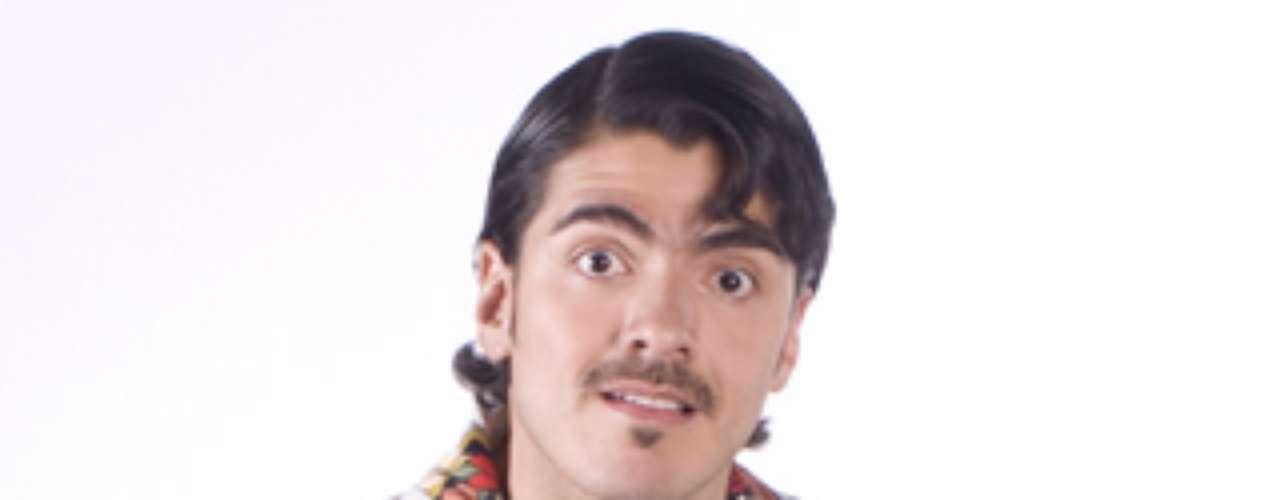 Wilson Emilio Delgado. El portero de 'Aquí no hay quien viva', serie emitida por el Canal RCN en el 2008, fue el personaje más popular y cómico que vivía en el edificio 'Salsipuedes'.
