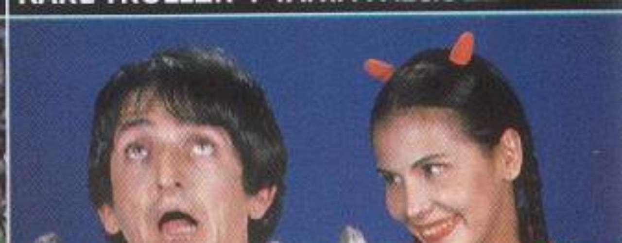 Serafín. La serie 'Tentaciones' es uno de los programas más recordados por los colombianos. El ángel, interpretado por Diego León Hoyos y la diabla, interpretada por tres diferentes actrices: Isabella Santo Domingo, Rosemary Bohórquez y Nórida Rodríguez, son recordados con gran agrado por los televidentes.