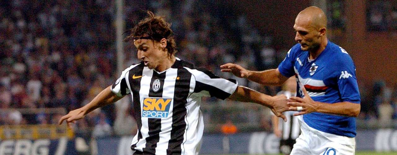Juventus (2004-2006): La Vecchia Signora acquired Ibrahimovic for 19 million euros.
