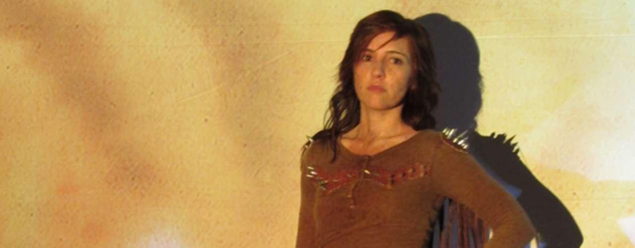 María Barracuda luce muy atractiva en el videoclip.