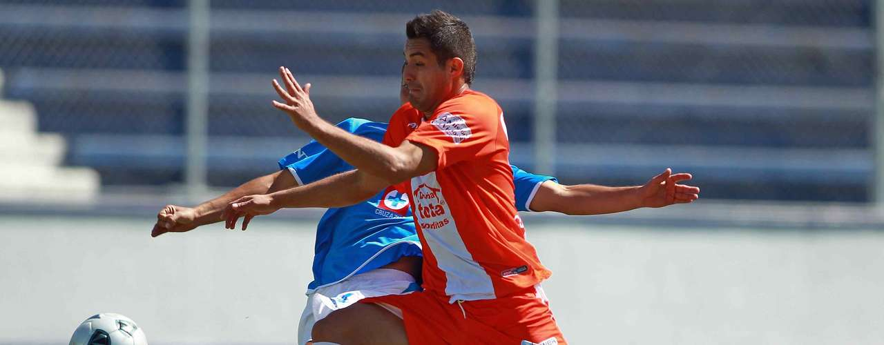 Ismael Valadez became one of the favorites in Toluca before ending up with Cruz Azul Hidalgo in the Promotional League.