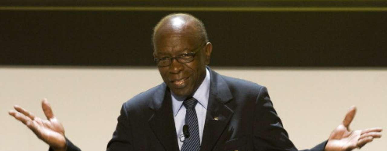 Jack Warner fue identificado como uno de los principales secuaces de Bin Hammam, por lo que fue expulsado de la presidencia de la Concacaf.