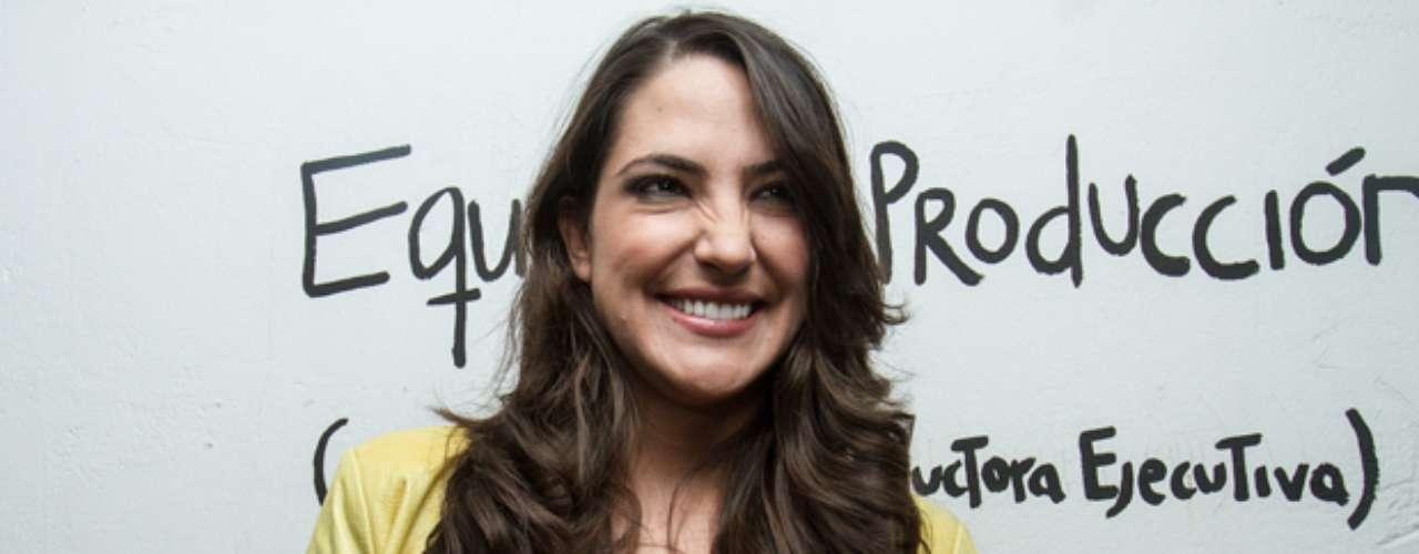 Carolina Cuervo, quien también comparte su pasión por la escritura y los blogs (hace parte de la comunidad de blogueros de Terra) estuvo presente en el lanzamiento de la serie.