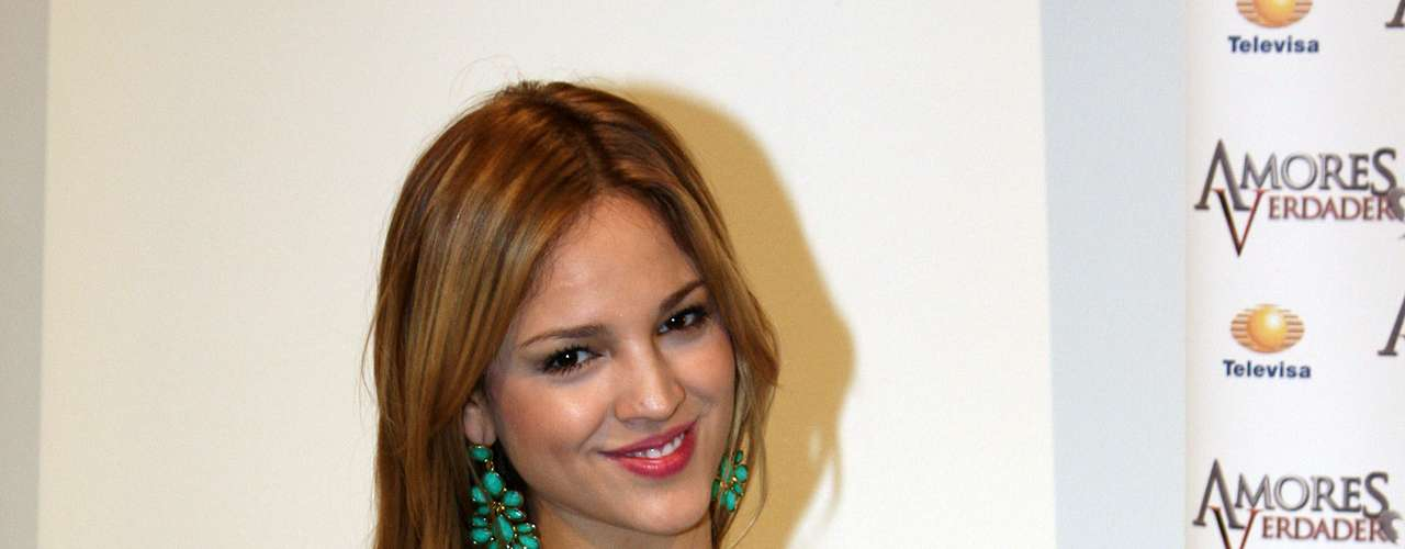 Eiza's thin figure is monitored by a doctor and it is for her role on 'Amores Verdaderos.'
