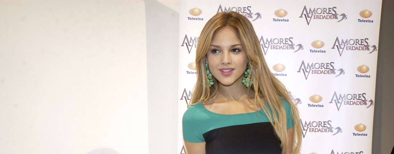 Eiza Gonzalez will play 'Nikki Brizz' on 'Amores Verdaderos.'